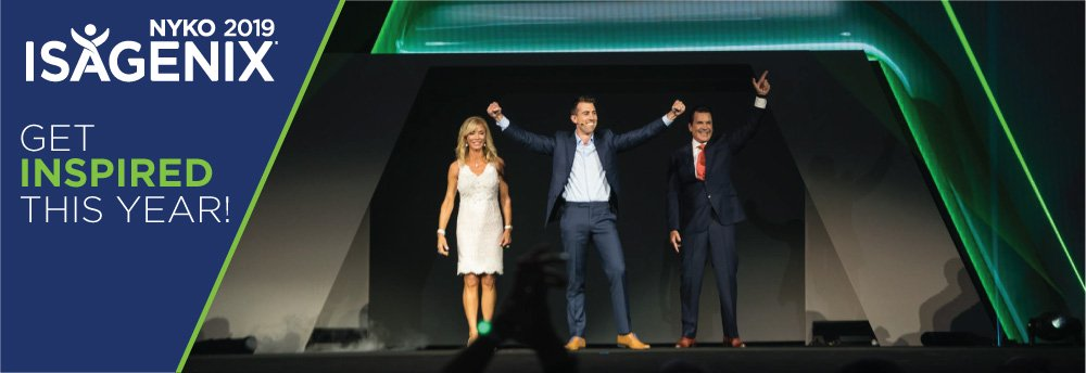 New Year Kick Off 2019 Isagenix Events Official Site